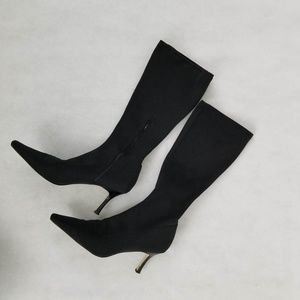 White House Black Market Black Boots